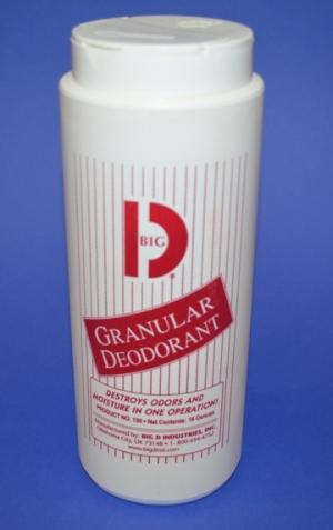 Granules Déodorantes Big-D, 16 oz