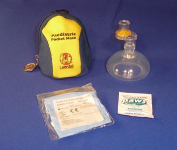 Masque de Poche Laerdal, Pédiatrique