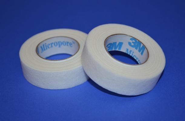Diachylon 3M Micropore* Hypoallergène, ½ x 10 vgs