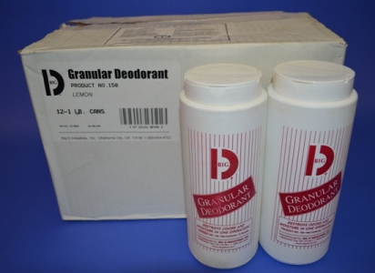 Granules Déodorantes Big-D, 16oz (cs/12)