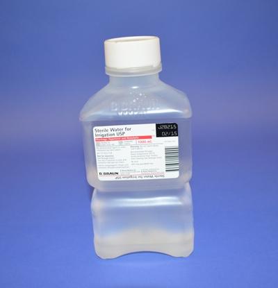 Eau Stérile pour Irrigation (1000 ml)