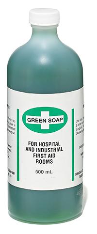 Solution de Savon Vert (500 ml)