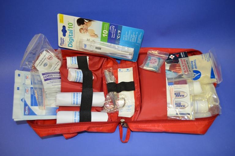Trousse (Économique) pour CPE/Garderies, sac nylon