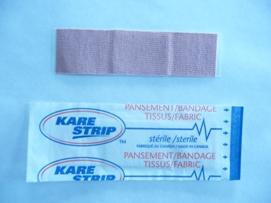Pansements en Tissu, Régulier (bte/100)