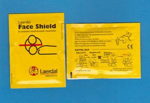 Écran de Protection Faciale Laerdal*