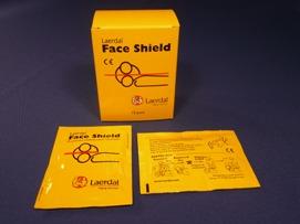 Écrans de Protection Faciale Laerdal*  (bte/10)