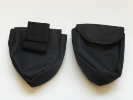 Étui en Nylon pour Masque de Poche (noir)